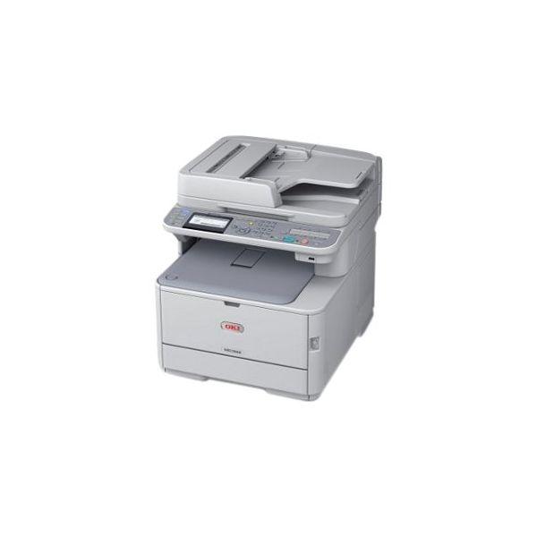 Oki MC562W LED Multifunction Printer - Color - Plain Paper Print - Desktop