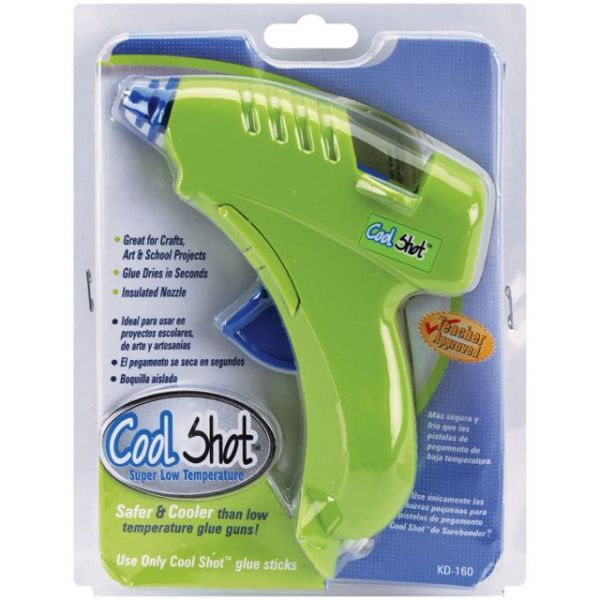 Super Low-Temp Cool Shot Mini Glue Gun
