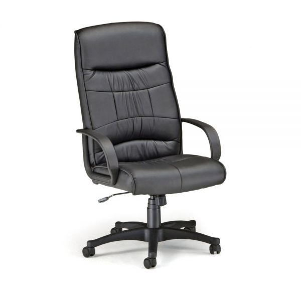OFM Encore Series 507-LX High-Back Office Chair with Arms