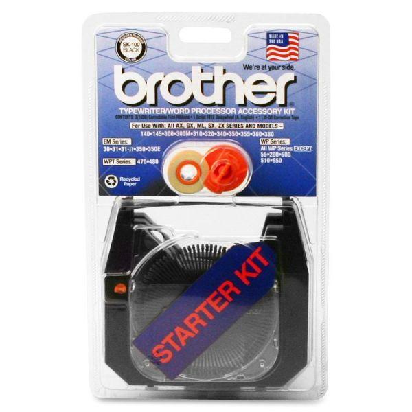 Brother SK100 Singlestirke Starter Kit