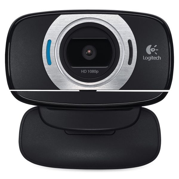 Logitech C615 Webcam - 2 Megapixel - 30 fps - Black - USB 2.0 - 1 Pack(s)