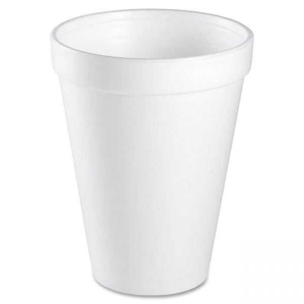 Dart 12 oz Foam Cups