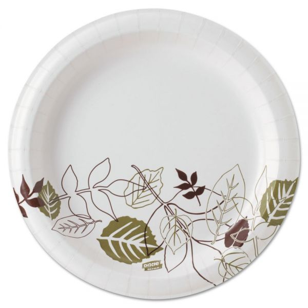 "Dixie Ultra Heavyweight 8.5"" Paper Plates"