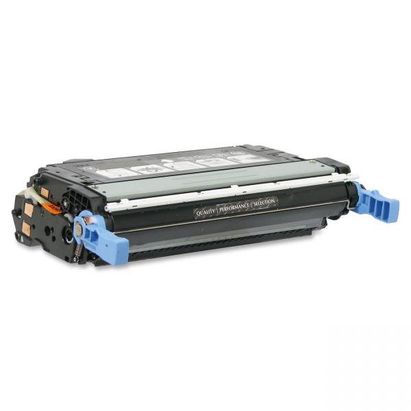 SKILCRAFT Remanufactured HP 643A Black Toner Cartridge
