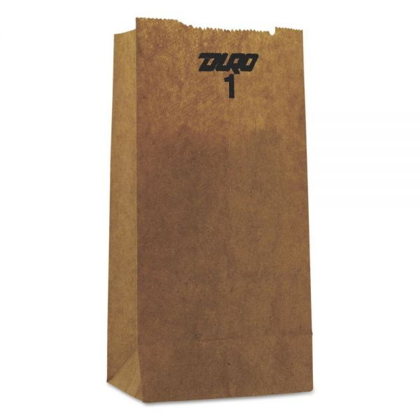 General #1 Brown Paper Grocery Bags