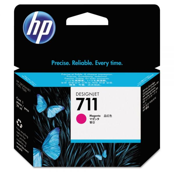 HP 711 Magenta Ink Cartridge (CZ131A)