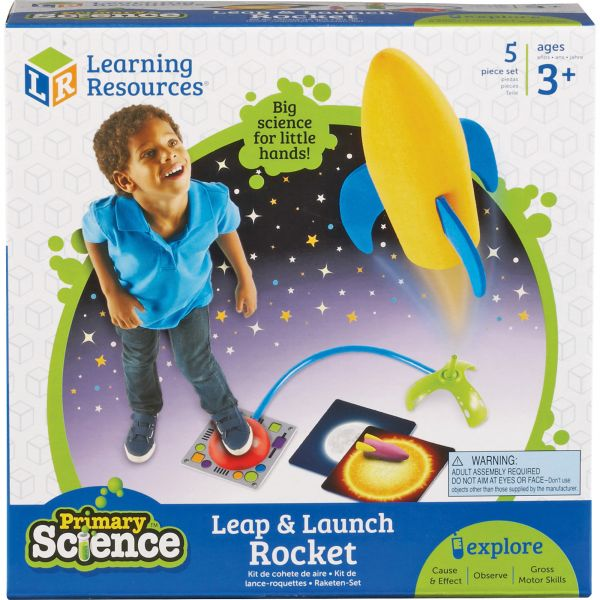 Learning Resources Blast Off Rocket Game
