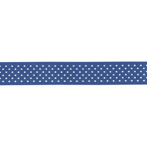 "Offray 5/8"" Swiss Dot Ribbon"