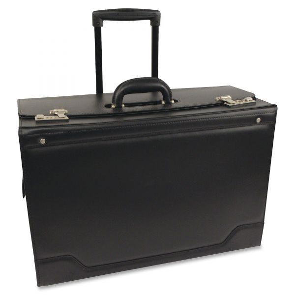 "Stebco Carrying Case (Roller) for 18.4"" Notebook - Black"