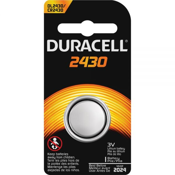 Duracell 2430 General Purpose Battery