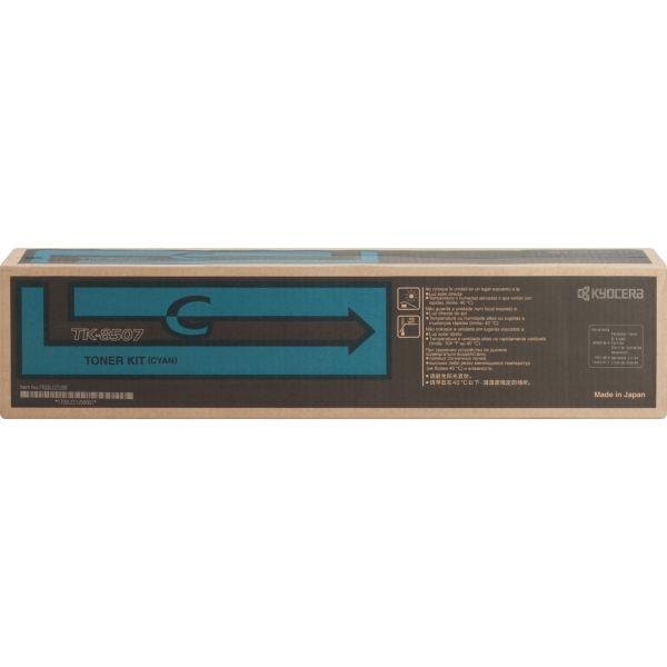 Kyocera TK-8507C Original Toner Cartridge