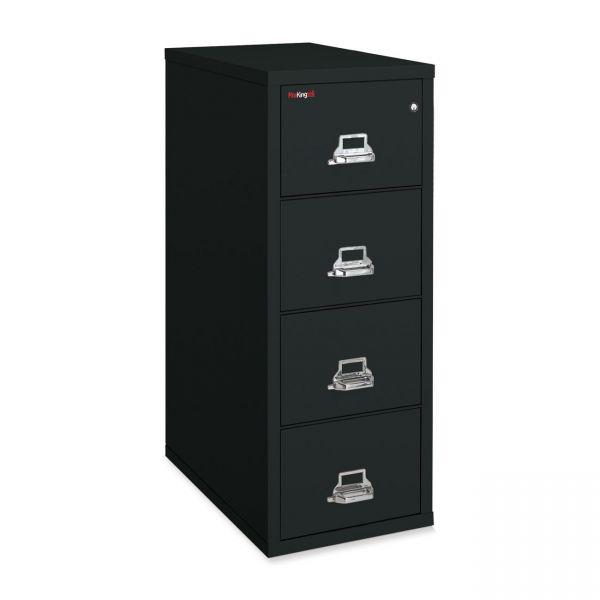 FireKing Insulated Vertical File Cabinet