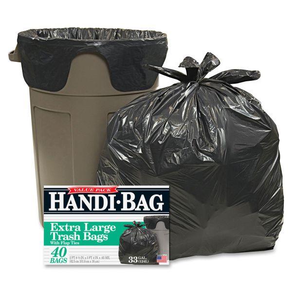 Handi-Bag 33 Gallon Trash Bags