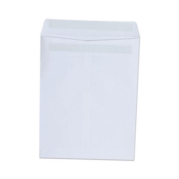 Universal Self Seal Catalog Envelope, 9 x 12, White, 100/Box