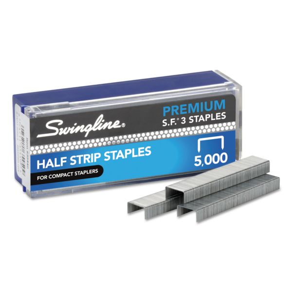 "Swingline SF3 Premium 1/4"" Staples"
