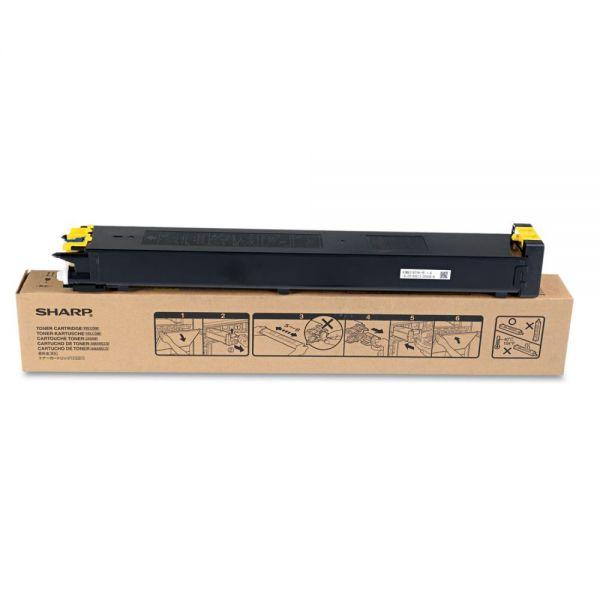 Sharp MX31NTYA Yellow Toner Cartridge