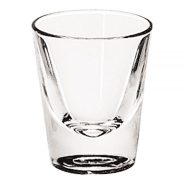 Libbey Whiskey Service 1.5 oz Whiskey Drinking Glasses
