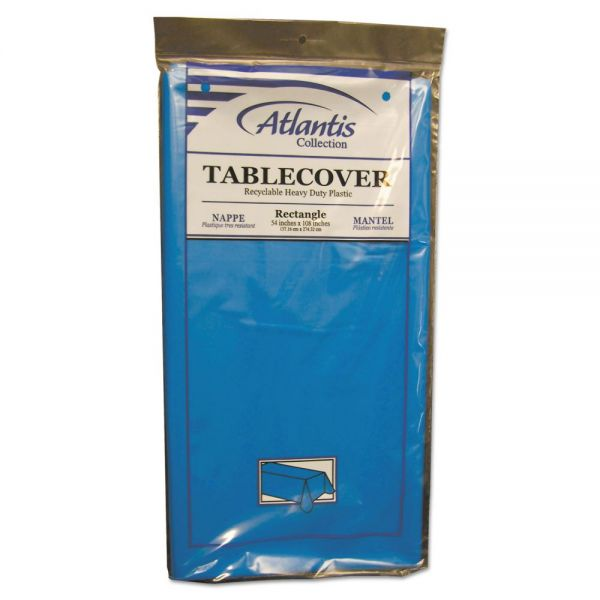 Atlantis Plastics Plastic Table Covers