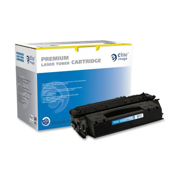Elite Image Remanufactured HP Q7553X Toner Cartridge