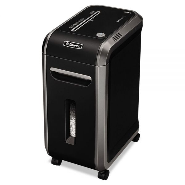 Fellowes Powershred 99Ms Medium-Duty Micro-Cut Shredder
