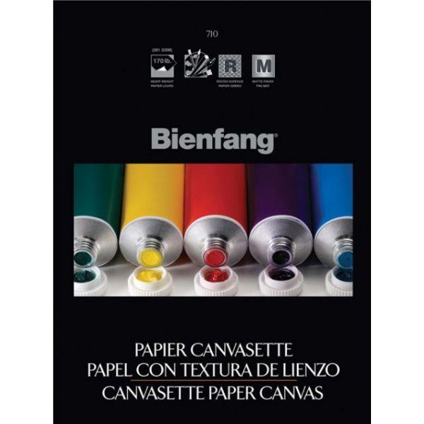 """Bienfang Canvas Paper Pad 9""""X12"""""""