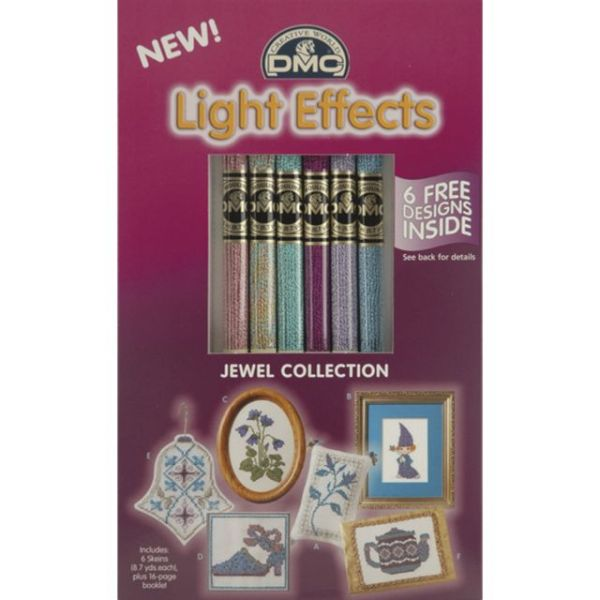 DMC Light Effects Floss Pack