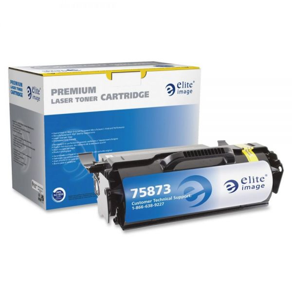 Elite Image Remanufactured Lexmark X654X21A Toner Cartridge