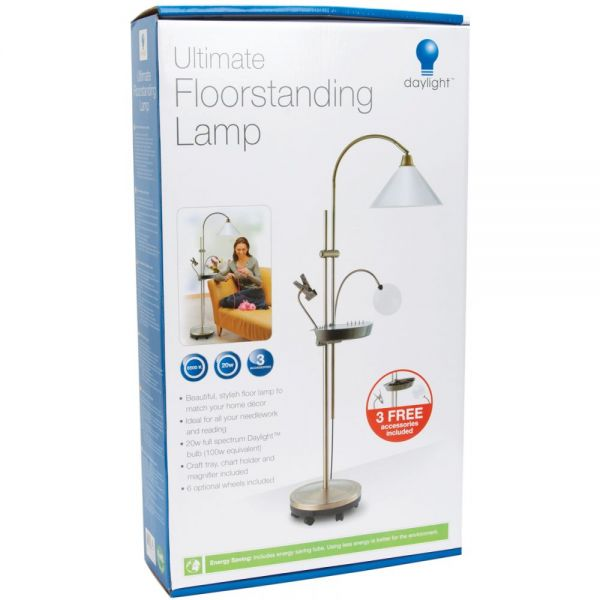 Ultimate Floorstanding Lamp