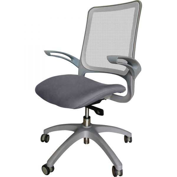Lorell Vortex Self-Adjusting Weight-Activated Task Chair