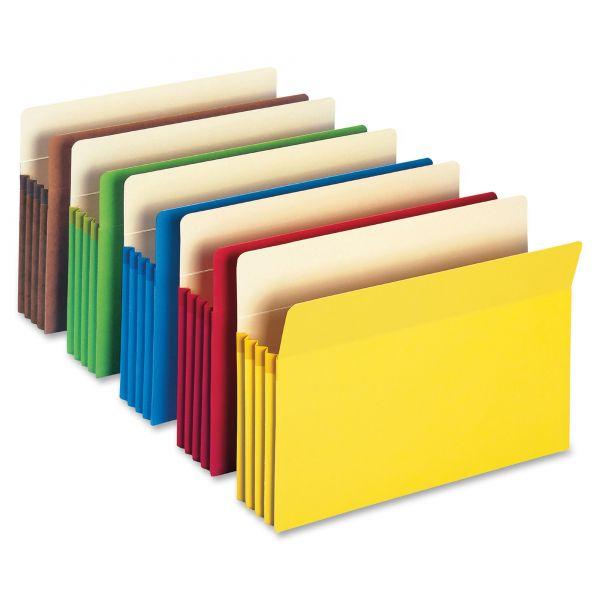 Smead TUFF Pocket Top Tab File Pockets