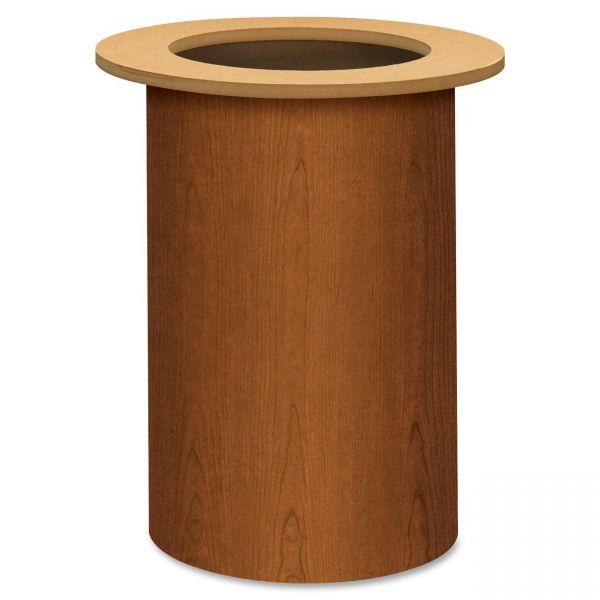 HON Preside Laminate Cylinder Base   1 per Carton