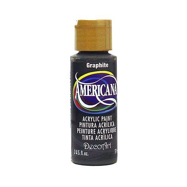 Deco Art Americana Graphite Acrylic Paint