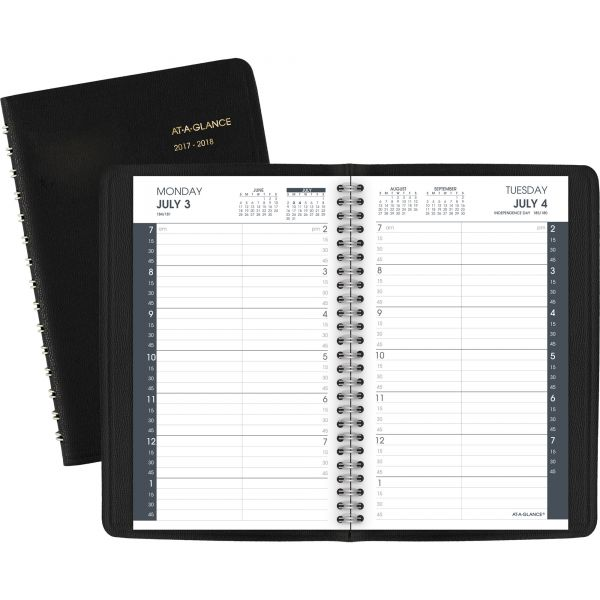 At-A-Glance Academic Daily Appointment Book
