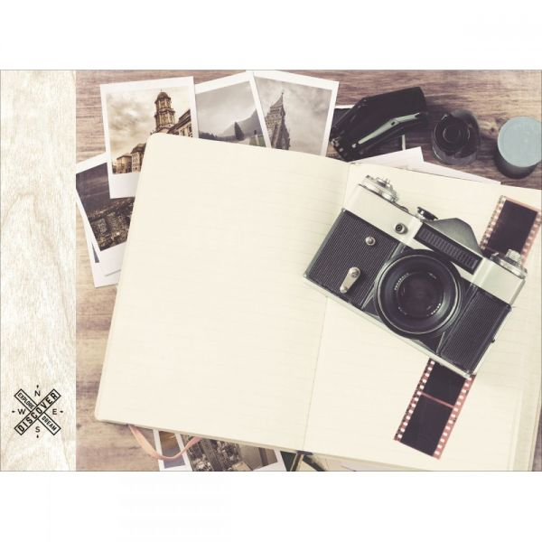 "Kaisercraft Snapshot D-Ring Album 12""X12"""