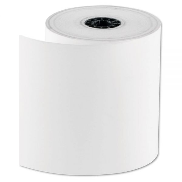 """National Checking Company RegistRolls Thermal Point-of-Sale Rolls, 3 1/8"""" x 200 ft, White, 30/Carton"""