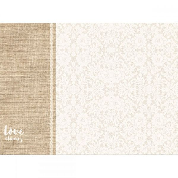 "Kaisercraft Love Always D-Ring Album 12""X12"""