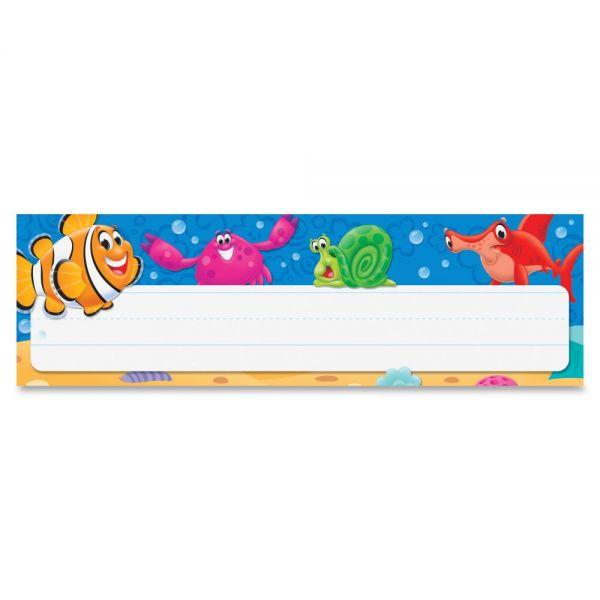 Trend Sea Buddies Desk Name Plates