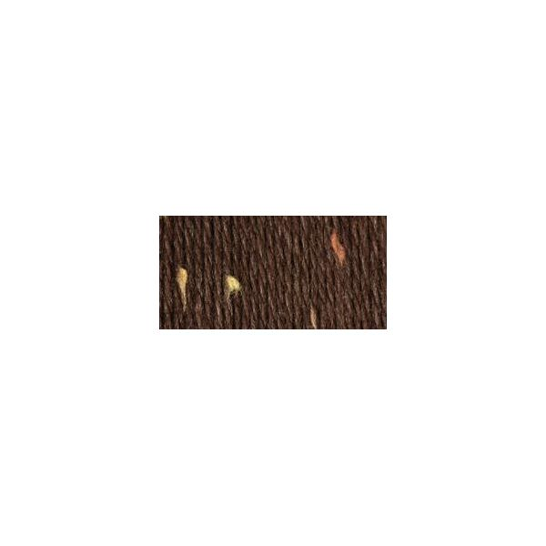 Patons Classic Wool Yarn Tweeds - Chestnut