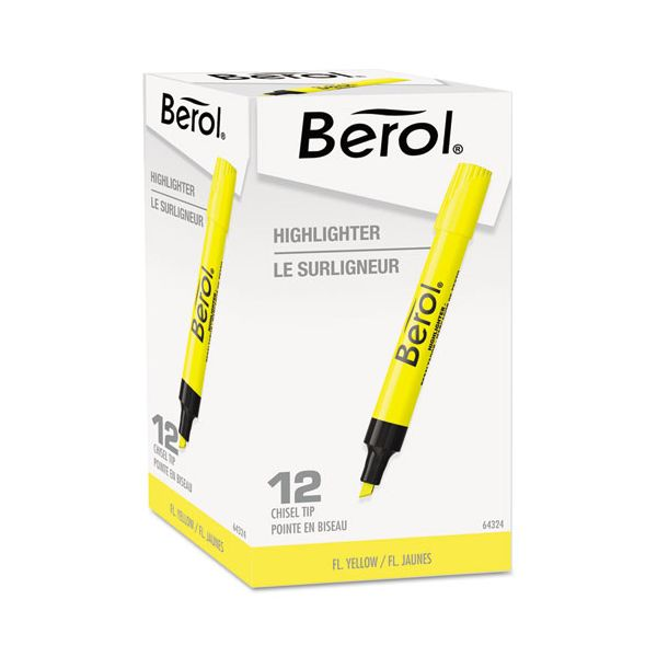 Berol Tank Style Highlighters
