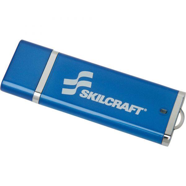 SKILCRAFT 32GB USB2.0 Flash Drive