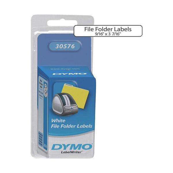 Dymo File Folder Labels