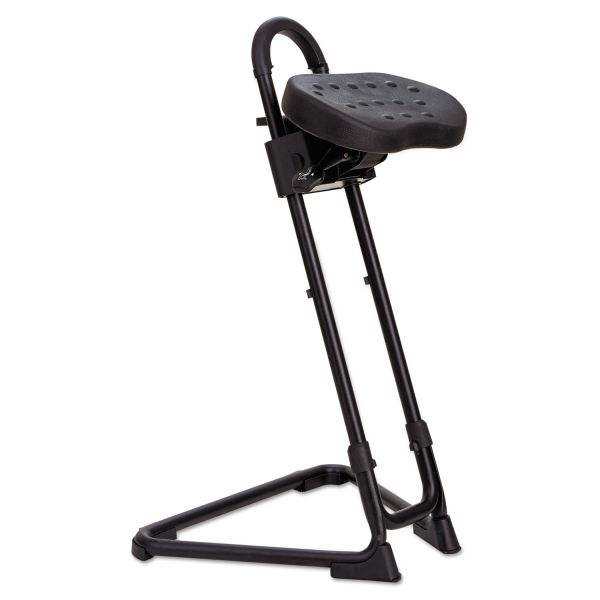 Alera Plus SS Series Sit/Stand Adjustable Stool