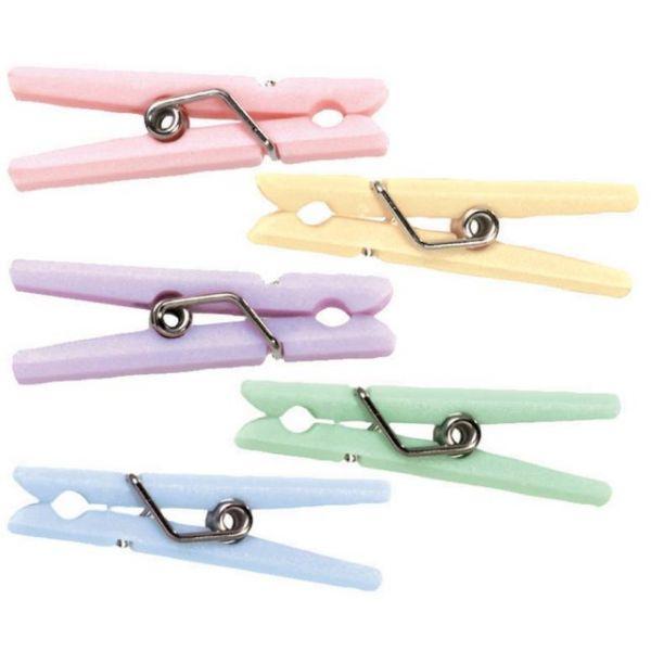 """Mini Clothespins 1.375"""" 20/Pkg"""