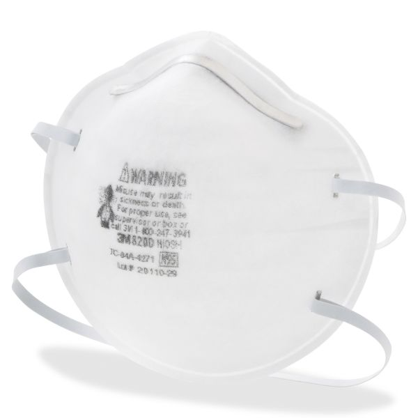 3M Particle Respirator Masks