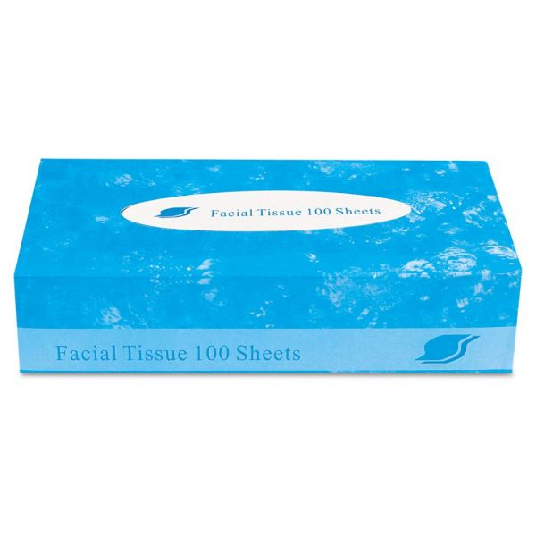 GEN Boxed 2-Ply Facial Tissues