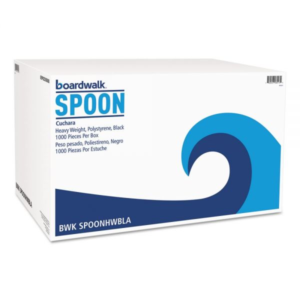 Boardwalk Full Length Plastic Spoons