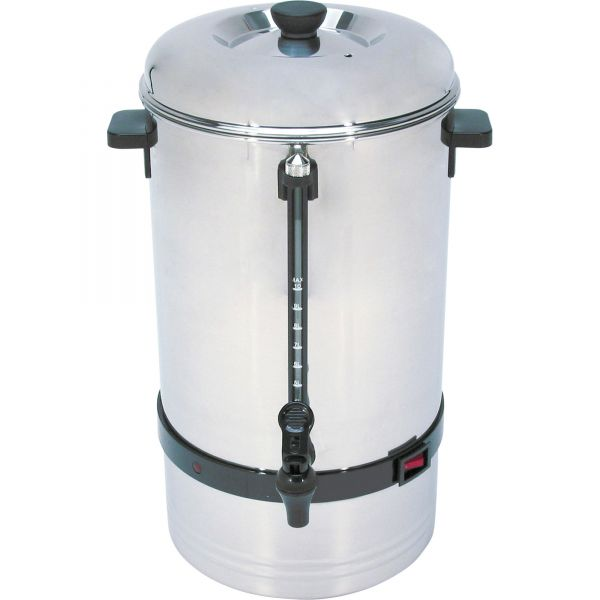 Coffee Pro Stnless Steel Commercial Percolating Urn