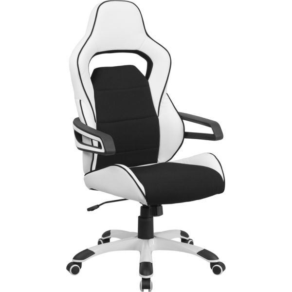 Flash Furniture High Back Executive Swivel Office Chair [CH-CX0713H01-GG]
