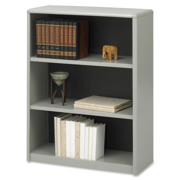 Safco ValueMate Economy 3-Shelf Steel Bookcase