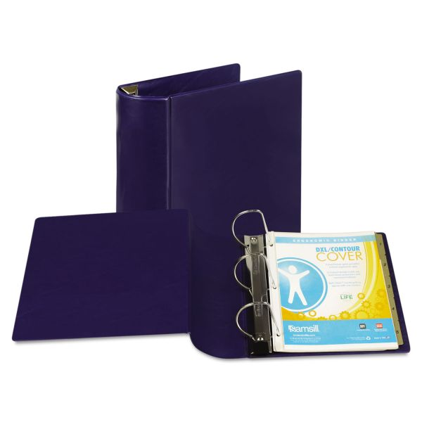 "Samsill Top Performance DXL 5"" 3-Ring Binder"